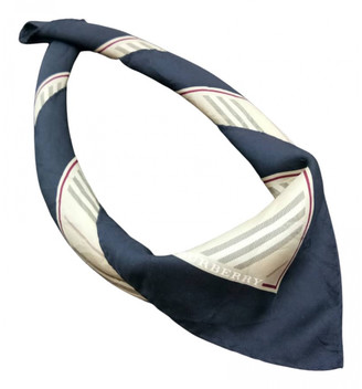 Burberry Other Silk Scarves & pocket squares