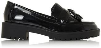 Head Over Heels Gotty Low Block Heel Loafers