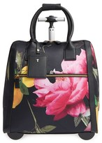 Ted Baker 'Citrus Bloom - Katena' Travel Bag - Black