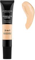 Jordana Complete Cover 2 In 1 Concealer & Foundation - Fair Beige