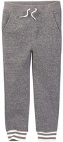 Joe Fresh Striped Jogger Sweatpant (Toddler & Little Boys)