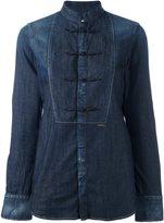 DSQUARED2 'China Tux' shirt - women - Cotton/Spandex/Elastane - 40