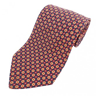 Givenchy Multicolour Silk Ties