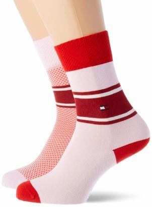 Tommy Hilfiger Boy's Th Kids Sock 2p Tommy