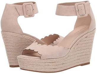 Pelle Moda Rica (Beige) Women's Wedge Shoes