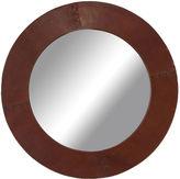 One Kings Lane Gunther Round Mirror