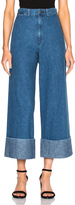 Sea Cuffed Jeans