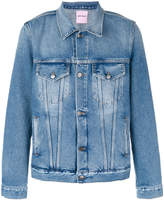Palm Angels Legalize It denim jacket