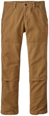 Patagonia Women's Iron Forge Hemp Canvas Double Knee Pants - Long