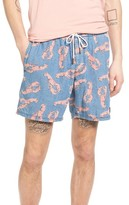 Barney Cools Men's Poolside 17 Shorts