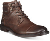 Unlisted by Kenneth Cole Men's Roll With It Cap-Toe Ankle Boots