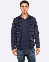 Oxford Matthew Puffa Jacket