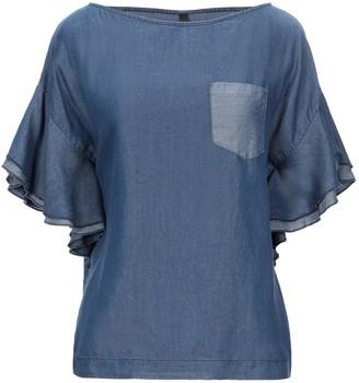 Mariella Rosati Denim shirts