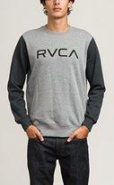 RVCA Men's Big Sweatshirt