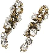 Balenciaga Crystal Earrings
