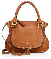Chloé Marcie Medium Leather Satchel