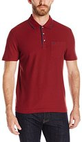 Original Penguin Men's Mearl Tipped Polo Shirt