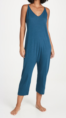 The Great The Slip Sleeper Jumpsuit