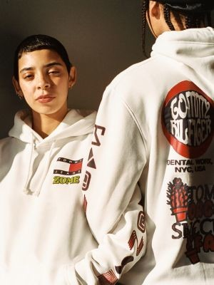 Tommy Hilfiger Tommy Jeans X Zome Studio Hoody