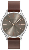 Kenneth Cole Classic Stainless Steel Analog Watch