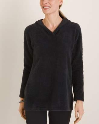 Zenergy Plush Hooded Pullover Tunic