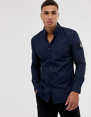 Hype insignia long sleeve shirt