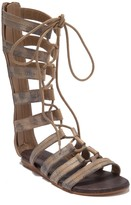 ROAN Rhea Leather Gladiator Sandal