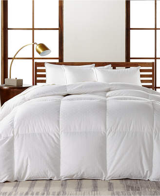 Hotel Collection European White Goose Down Heavyweight Full/Queen Comforter, Hypoallergenic UltraClean Down, Bedding