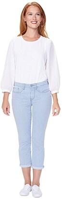 NYDJ Chloe Capri Jeans in Trella (Trella) Women's Jeans