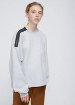 Rachel Comey Heather Grey Echo Sweatshirt