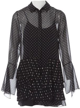 Thakoon Black Silk Dress for Women