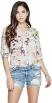 GUESS Dylan Floral Blouse