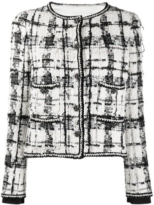 Chanel Pre Owned 2006 Single-Breasted Tweed Jacket