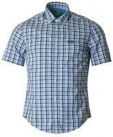 BOSS GREEN C Busterino Logo Checked Shirt