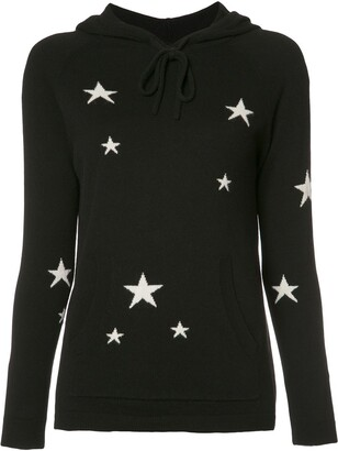 Chinti and Parker 'Star' hoodie