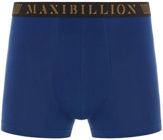 Maxibillion Geneva Modal Micro Air Boxer Brief Midnight Blue