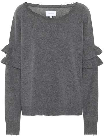 Current/Elliott Wool and cashmere sweater