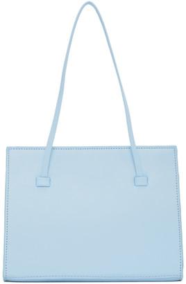 Maryam Nassir Zadeh Blue Anika Bag