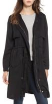 BB Dakota Women's Tyler Hooded Trench Coat