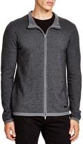 Armani Collezioni Zig Zag Jacket