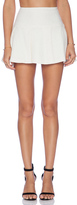 BCBGeneration Pleated Mini Skirt