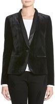 James Jeans Satin Combo Jacket