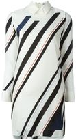 08sircus stripe shirt dress