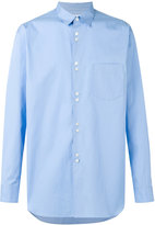 Comme des Garcons double button shirt - men - Cotton - M