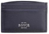 Royce Leather RFID Blocking Minimalist Card Case