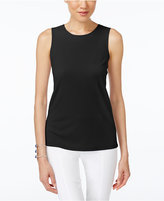 Alfani PRIMA High-Neck Tank Top, Only at Macy's