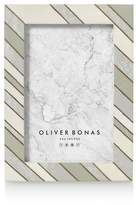 Oliver Bonas Modena Golden Stripe Frame 6x4