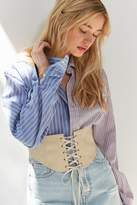 Urban Outfitters Leather Corset Belt