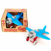 Asstd National Brand Green Toys Airplane Blue Dress Up Accessory