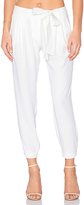 Parker Elliot Pant in White